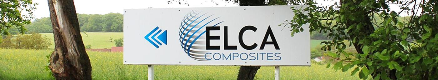 Elca Composites, enseigne de Serbannes Rhones Alpes Auvergne